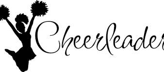 Perfect Printable Cheerleading Coloring Pages Cheerleader Great Page