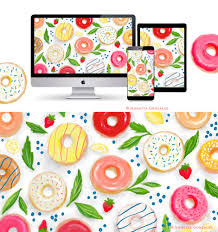 donut desktop wallpaper. Plain Desktop Intended Donut Desktop Wallpaper E