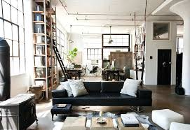urban loft northern home furniture. Urban Loft Furniture. Furniture Contemporary Black Leather Sofa And Rustic Wooden Bookshelf With Northern Home