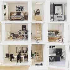 modern miniature dollhouse furniture. modern dollhouse by the emporium malibu kit miniature furniture r