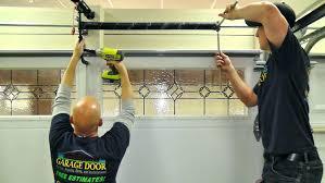 install garage door springs large size of replace garage door spring cost carriage doors automatic alluring