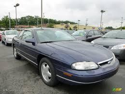 1998 Navy Blue Metallic Chevrolet Monte Carlo LS #82215635 Photo ...
