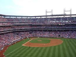 Phillies Seating Chart Philadelphia Phillies Standing Room Only Seats