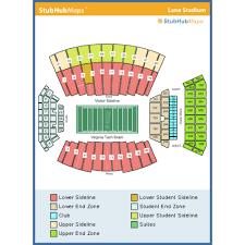 Va Tech Lane Stadium Seating Chart Lane Stadium Blacksburg Event Venue Information Get Tickets