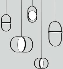 New <b>Nordic Creative</b> Bedroom Bedside Chandelier <b>Designer Post</b> ...