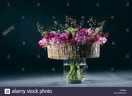 Scabiosa Floral Design Floral Arrangement Of Briza Media Echinacea Gypsophila