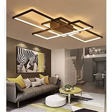 Led stehlampe standleuchte 9w dimmbar lampe leselampe wohnzimmer deckenfluter. Acryl Led Deckenlampe Dimmbar Mit Fernbedienung Deckenleuchte Wohnzimmer Lampe