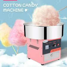 Light Up Cotton Candy Machine Cotton Candy Machine Nurxiovo 21 Inch Large Electric Commercial Cotton Candy Maker Machine Stainless Steel Tabletop Candy Floss Maker With Sugar