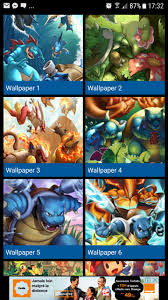 pokémon Go wallpaper hd für Android - APK herunterladen