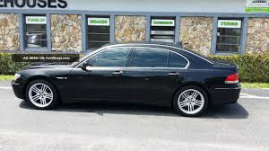 BMW 7 series 760Li 2006 | Auto images and Specification