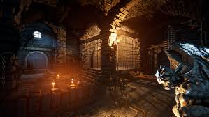 Dungeon Lighting