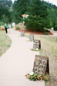Love Wedding Decorations 17 Best Ideas About Wedding Walkway On Pinterest Backyard