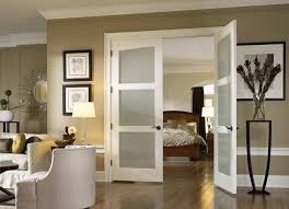 frosted glass interior doors bedroom