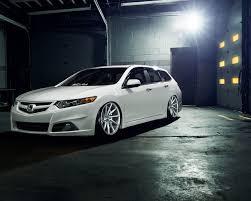 Custom Acura TSX Wagon (2)   Tuning   Luxury Import V.I.P ...