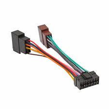 sony 16 pin iso car stereo replacement radio wiring harness lead sony 16 pin harness sony 16 pin iso car stereo replacement radio wiring harness lead ct21so01