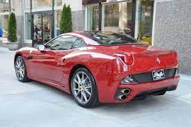 2012 Ferrari California Stock Gc2002 For Sale Near Chicago Il Il Ferrari Dealer