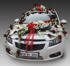 Wedding Car Decorate Get A Fantastic Wedding Car Decoration Right Here Http