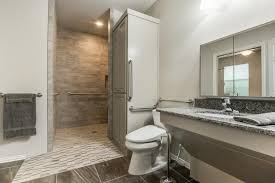 ada bathroom remodel. bathroom and outdoor living space remodel | dfw improved home remodeling contractor ada