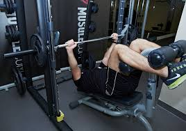 Total Body Workout  Bulldog Sports SupplementsDecline Barbell Bench