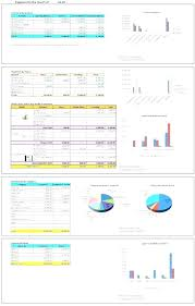 Project Management Status Report Template Excel Monthly To
