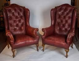 large size of chair tufted leather wingback chair french wing chair tufted wingback dining room