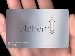 Steel Business Cards Metal Business Cards Plasmadesign