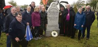 Ceremony to remember sisters who died after sinking of HMS Leinster -  PressReader