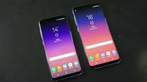 samsung galaxy s8 plus. samsung\u0027s two new flagship phones, the samsung galaxy s8 joined by larger plus \u2013 are now out in wild.