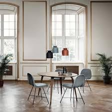 Gubi Dining Table Esstisch Rund Ambientedirect