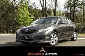 2007 Toyota Camry SE Stock # 553089 for sale near Marietta, GA ...