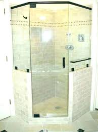 corner shower stalls. One Piece Corner Shower Unit Showers Compact  Stand Up Stall Appealing Glass Door Photos Pertaining Corner Shower Stalls