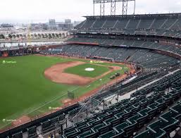 Oracle Park Section 330 Seat Views Seatgeek
