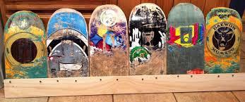 Skateboard Headboard Innovation 5 For Bed Skateboard Headboard.