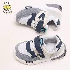 Giày Thể Thao trẻ em dành cho bé trai bé bái Kiểu Hàn Quốc - thời trang cho  các bé 2-3-4-5-6 Tuổi | Giày thể thao bé trai