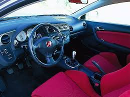 acura rsx type r interior. 0211hon 06zoomacura rsx type rdriver side interior view acura rsx r super street