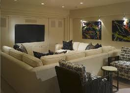 sofatheater room decor wonderful media room sofa bar for behind the chairs  in the