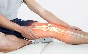 knee pain and shin splints