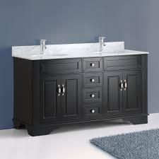59 Bathroom Vanity Double Sink