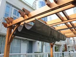 retractable pergola canopy. Retractable Pergola Canopy Cover   Bestpergolaideas.com E
