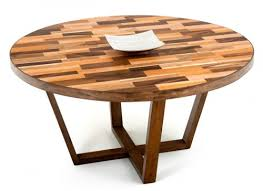 round modern rustic dining table breslow greatroom modern reclaimed wood dining table