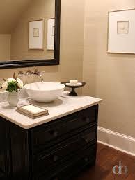 transitional bathroom ideas. Black And Tan Bathroom Ideas Luxury Powder Rooms Transitional