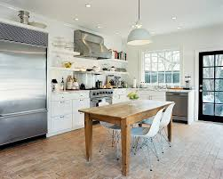 Rustic White Kitchen Table Rustic Kitchen Photos Design Ideas Remodel And Decor Lonny