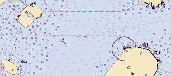 Noaa Chart Numbers What Do The Numbers Mean On A Nautical Chart