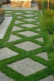 patio stones with grass in between. Fine Stones Landscaping Ideas For The Front Yard  Better Homes And Gardens Onbudget  Landscaping  Throughout Patio Stones With Grass In Between