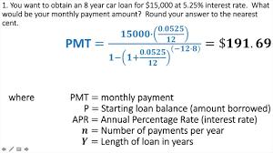 Total Interest On A Loan