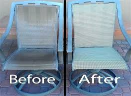 decoration awesome replacement slings for patio chairs or new look chair design and woodard lawn