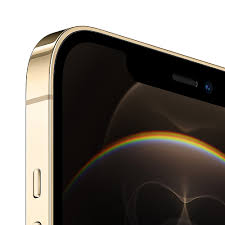 Apple iPhone 12 Pro Max 128 GB Gold MGD93ZD/A ++ Cyberport