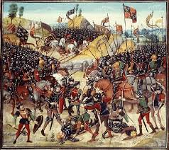best the hundred years war images battle middle  the battle of auray 29 was a decisive anglo breton victory during the hundred years war