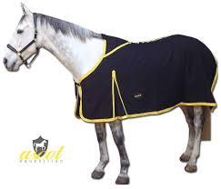 ascot wool dress rug black with yellow trim