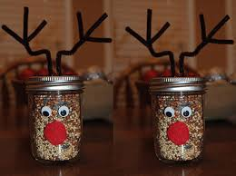 Mason Jar Decorations For Christmas Reindeer Food Christmas Craft Idea using a Mason Jar 12